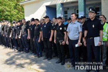 На Тернопільщині поліцейські відпрацьовували різні сценарії порушень під час виборів (ФОТО, ВІДЕО)