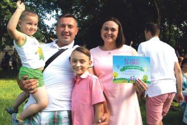 У Бережанах відбувся перший сімейний фестиваль (ФОТО)