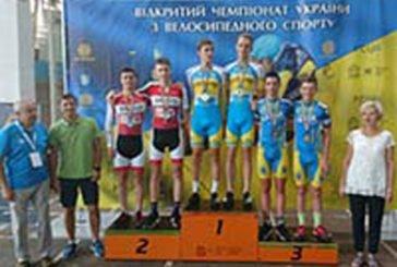 Тернопільські велосипедисти з львівського велотреку привезли сім медалей