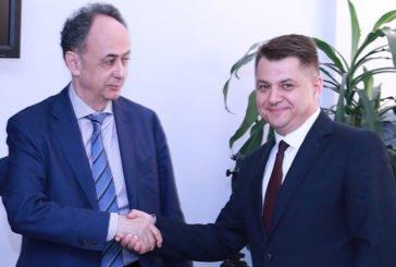 Голова Тернопільської облради Віктор ОВЧАРУК: «Робота щодо поліпшення інвестиційного клімату в краї має бути пріоритетом роботи влади»
