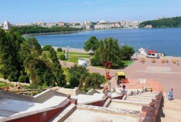 Пішохідний фонтан, екзотичні клени і оновлені «Сльози Гронського» Як «підмарафетять» Тернопіль до Дня міста?