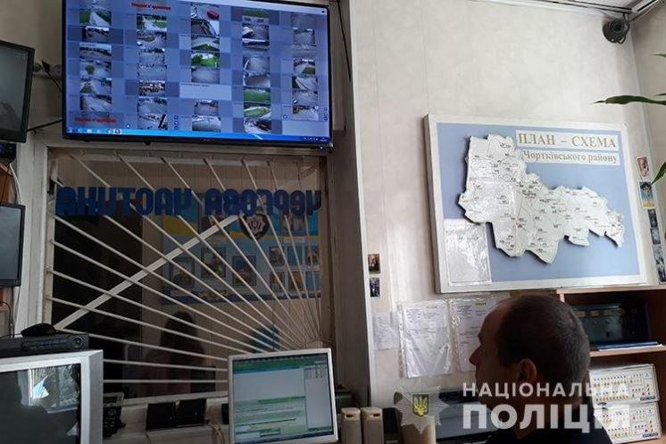 У Чорткові наставили 40 камер відеоспостереження: тепер жителі міста під пильним наглядом поліцейських