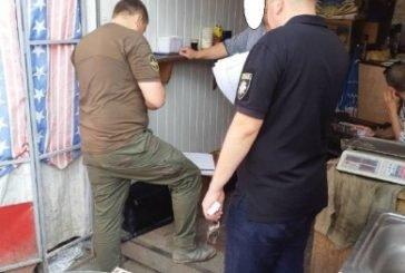 На центральному ринку у Тернополі продавали «незаконну» рибу (ФОТО)