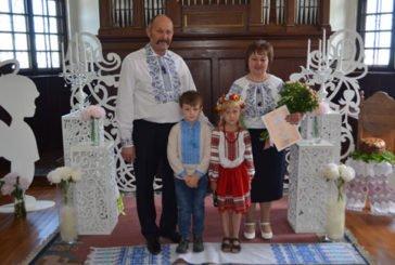 40 років разом! У Збаразькому замку провели зворушливу церемонію повторного одруження (ФОТО)