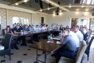 ОПОРА провела навчання для поліції Тернопільщини