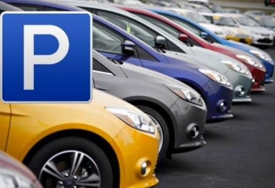 З 1 липня тимчасові парковки у парку ім. Т. Шевченка будуть платними