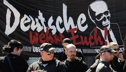 У Німеччині зростає екстремізм