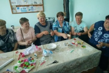 Солодка година – для підопічних відділення денного перебування «Центру надання соціальних послуг» у Шумську (ФОТО)