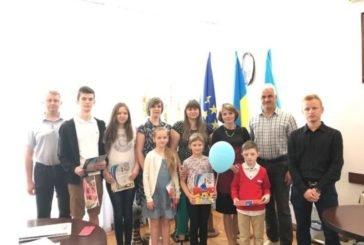 У Кременці нагородили учасників пленеру «Щасливе дитинство» (ФОТО)