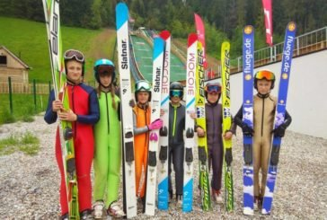 """Юні """"літаючі"""" лижники Тернопілля привезли шість медалей зі «Ski PLATINUM Cup» з Польщі"""