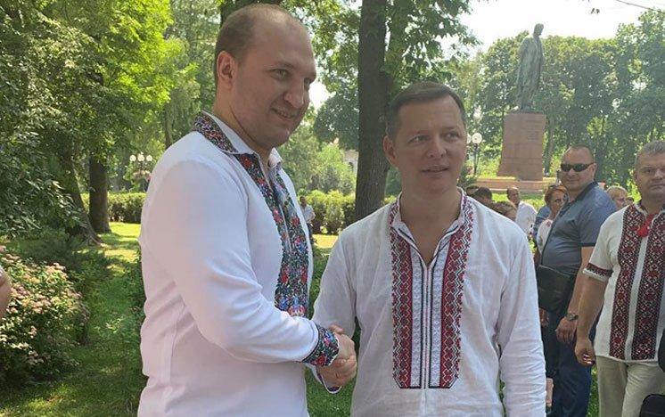 Богдан Яциковський: «Йду на вибори з вірою у перемогу»