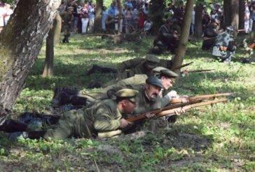 Чортківська офензива: реконструкція бою, пам'ятна монета і вшанування героїв (ФОТО)