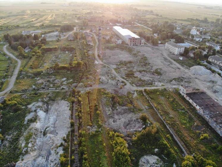 «Як після війни»: ланівчани шоковані руїнами від цукрового заводу (ФОТО)