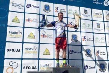 Тернополянин став чемпіоном України з паратриатлону