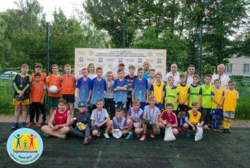 Підлітків запрошують на турнір з дворового міні-футболу «Кубок Тернополя» (ФОТО)