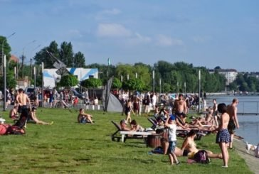У Тернополі на «Циганці» розпочався купальний сезон
