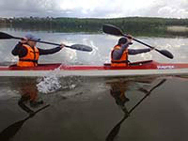 Тернопільські веслувальники здобули п'ять медалей на юнацькому чемпіонаті України в Ковелі