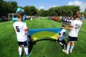У Тернополі, в гідропарку «Топільче», відкрили спортивний майданчик (ФОТО)