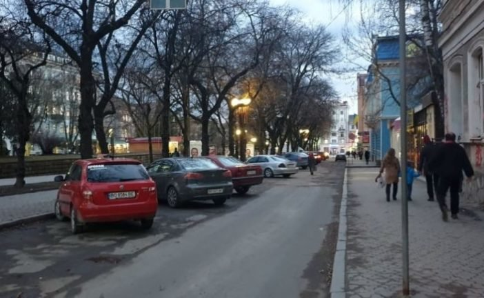 Більше двох місяців буде перекритий рухтранспортуна вул. Чорновола у Тернополі