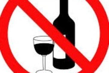 Завтра у Тернополі з 17.00 буде заборонений продаж алкоголю