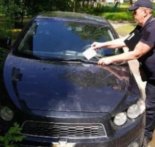 У Тернополі винесли понад 2000 постанов за порушення правил паркування