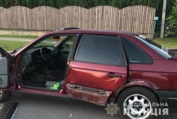 На Тернопільщині за добу в трьох автопригодах 1 людина загинула, а 3 отримали травми
