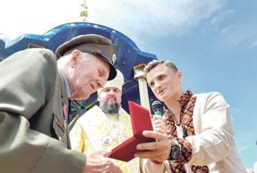 На запрошення Михайла Головка настоятель ПЦУ Епіфаній приїхав на Збаражчину вшанувати пам'ять воїнів УПА