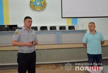 У Тернополі поліцейських навчали як діяти під час виникнення різних надзвичайних ситуацій на виборчій дільниці