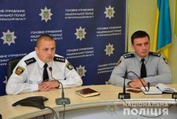 Лави тернопільської поліції поповнили 22 слідчих
