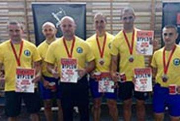 Збаразькі гирьовики Петро Багрій та Богдан Тольпа стали бронзовими призерами чемпіонату Європи