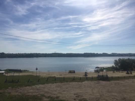 Яка вода у Тернопільському озері?
