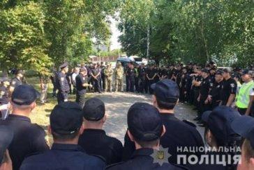 Майже 200 правоохоронців Тернопільщини забезпечували правопорядок під час Всеукраїнської прощі у Зарваниці