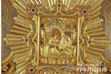 З храму на Тернопільщині невідомі викрали ікону Почаївської Божої Матері (ФОТО)