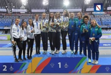 Студентки ТНЕУ здобули два «золота» у Napoli 2019 Summer Universiade (ФОТО)