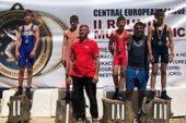 Тернопільські борці на міжнародному турнірі у Румунії здобули срібло і дві бронзи