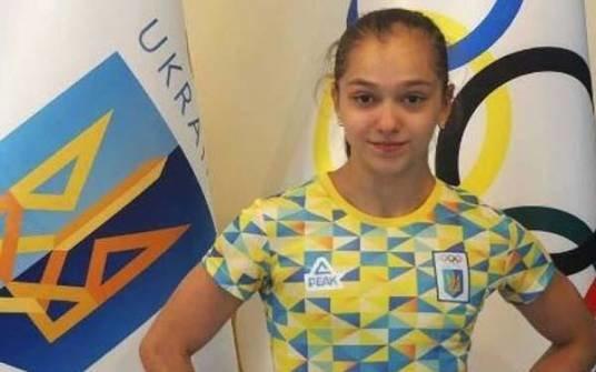 Тернопільська гімнастка Анастасія Бачинська стала кавалером ордена Княгині Ольги ІІІ ступеня