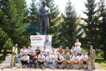 Ветерани українсько-російської війни всієї України підтримали Валерія Чоботаря!