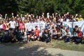 «Олімпійське літо» подарувало свято в дитячому оздоровчому закладі «Ромашка»