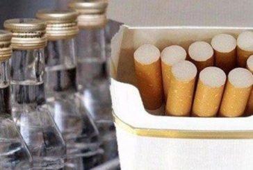 На Тернопільщині через порушення торгівлі алкоголем та цигарками анулювали 73 ліцензії