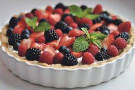 Солодкий смак літа: рецепти смачних пирогів з ягодами і фруктами