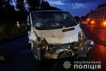 На Тернопільщині за вихідні у тьох ДТП травмувалося 12 та загинула одна людина (ФОТО, ВІДЕО)