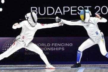 Тернопільська шпажистка Олена Кривицька посіла четверте місце у командних змаганнях чемпіонату світу