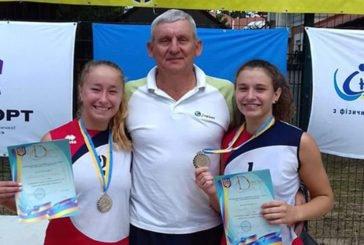 Представниці Тернопільского «Інваспорту» відзначились у чемпіонаті України з пляжного волейболу