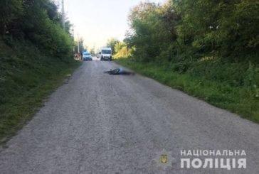 Смертельна аварія на Тернопільщині: невідомий збив чоловіка на велосипеді та втік (ФОТО)