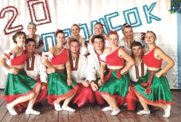 Село на Тернопільщині танцює вже 20 років: навчитися запальним па сюди приїжджають із сусідніх сіл і містечок (ФОТО)