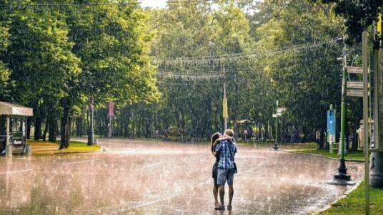 У середу трохи похолодає і можливий дощ