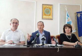 Микола Томенко в Тернополі: «Ми точно йдемо в парламент не «по приколу»