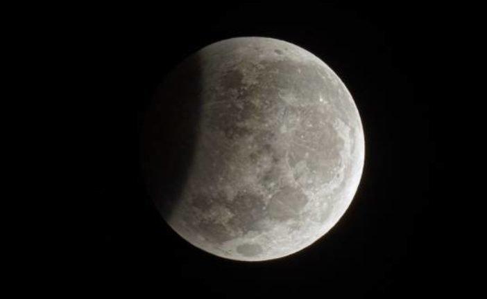 Тернополян запрошують подивитися у телескоп на часткове місячне затемнення