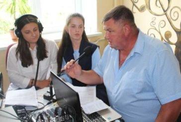 """У громаді на Тернопільщині запрацювала студія журналістики """"Mediaclub"""""""