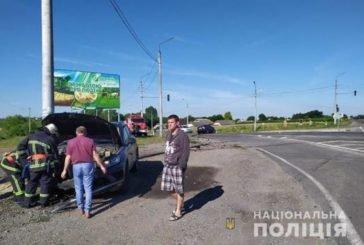 Чергова аварія на Тернопільщині: четверо людей у лікарні